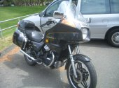 1983 Honda GL 500 Silver Wing (reduced effect)